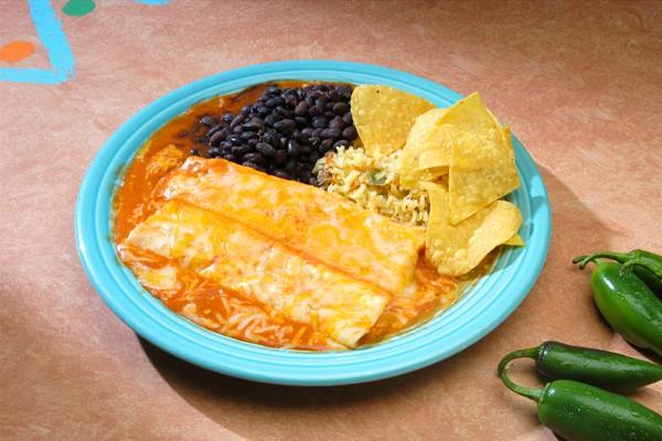 Southwestern plates southwestern food southwestern dishes dos coyotes Sw meals