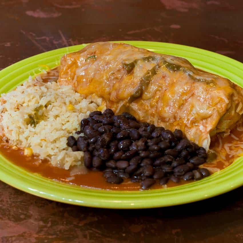 Ranchero Burrito