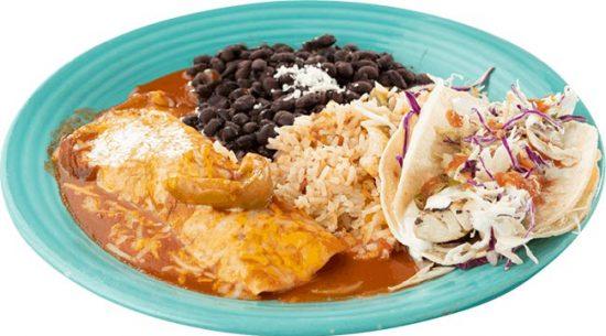 Enchilada-Taco-Plate
